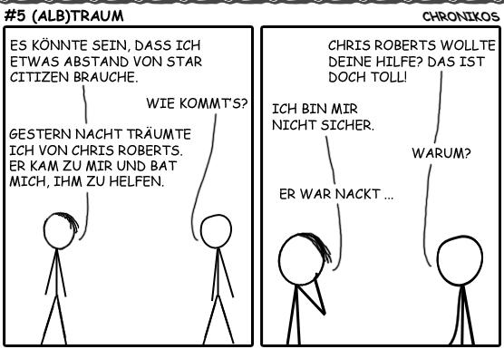 5 SC-Comic - (Alb)Traum