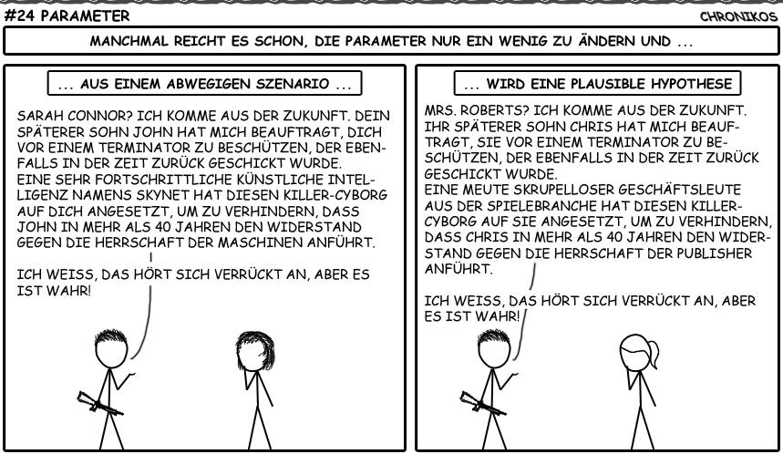 SC-Comic - Parameter