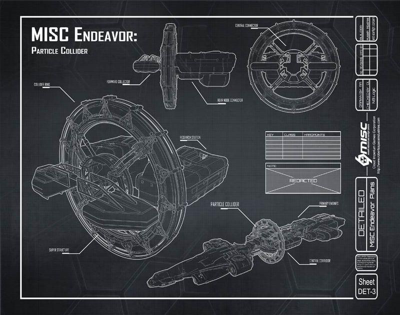Endeavor Blueprint2