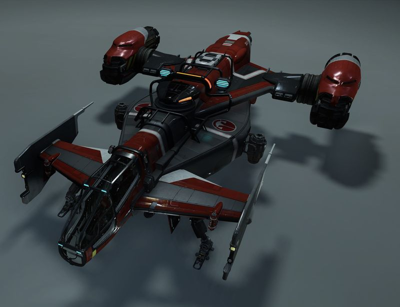 Cutlass-Red-Base