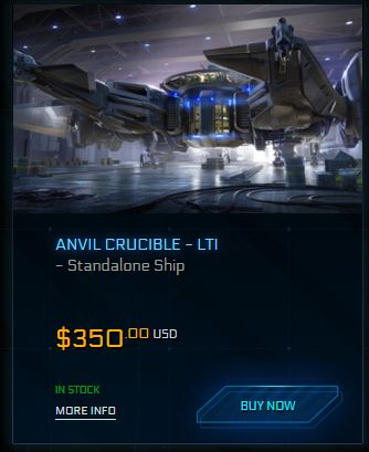 Crucible Sale