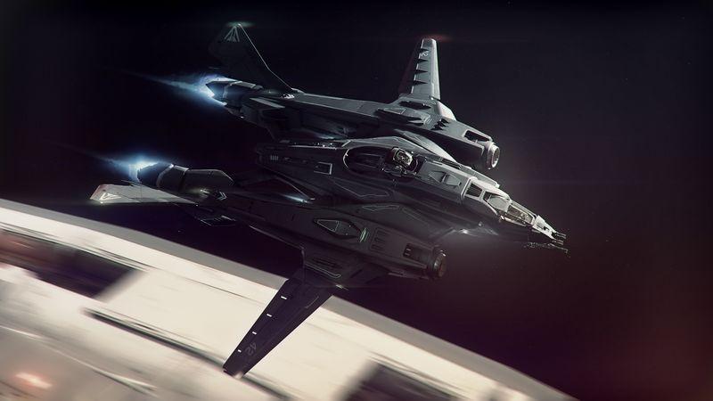 Vanguard_flight