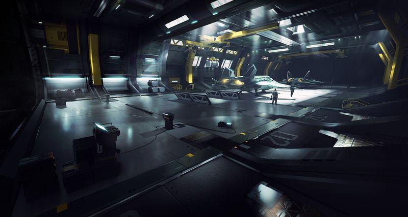 Idris_hangar