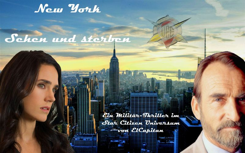 Fan Fiction: New York sehen und sterben