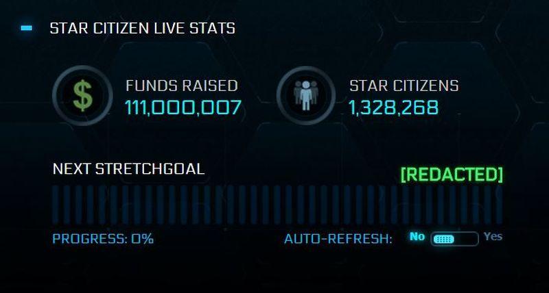 111 Millionen Dollar