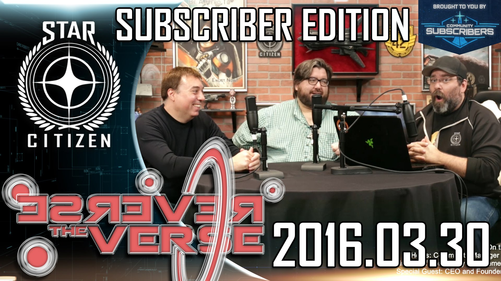 Reverse the Verse_ March Subscriber Edition feat. Chris Roberts