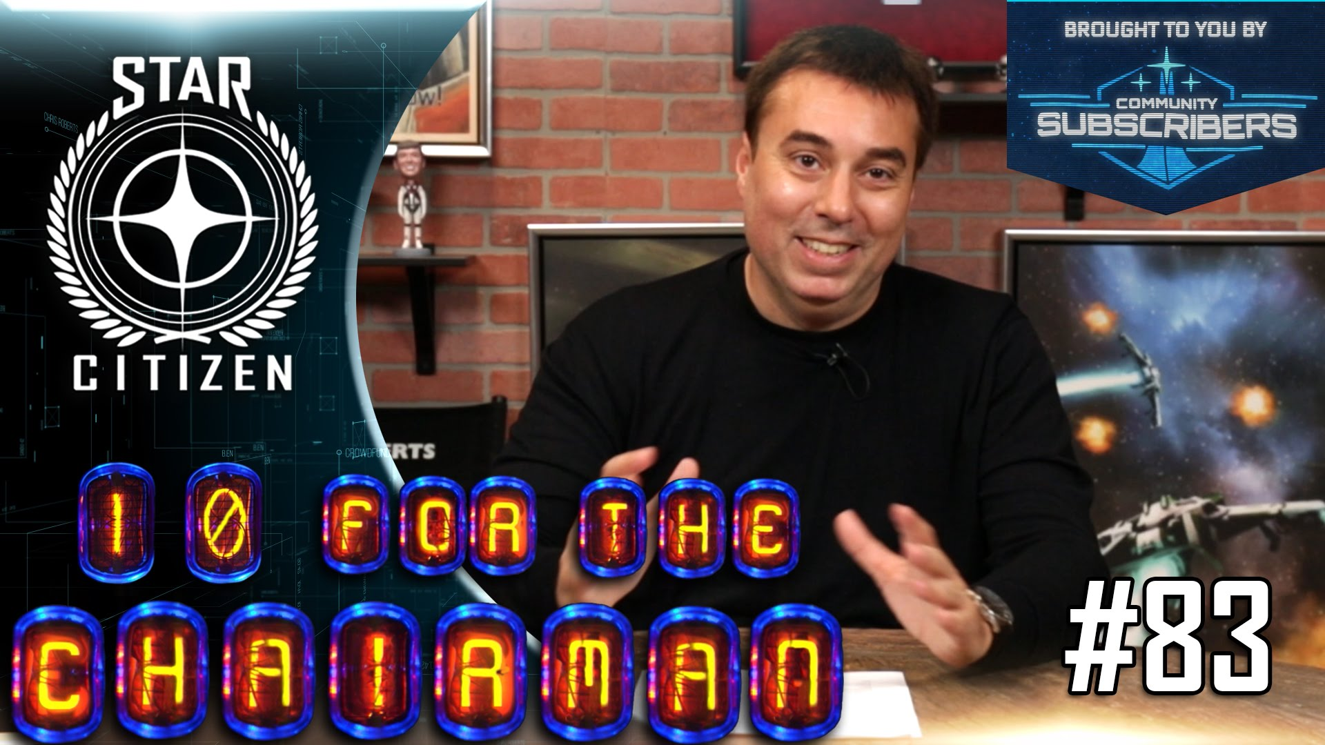 10 for the Chairman_ Episode 83