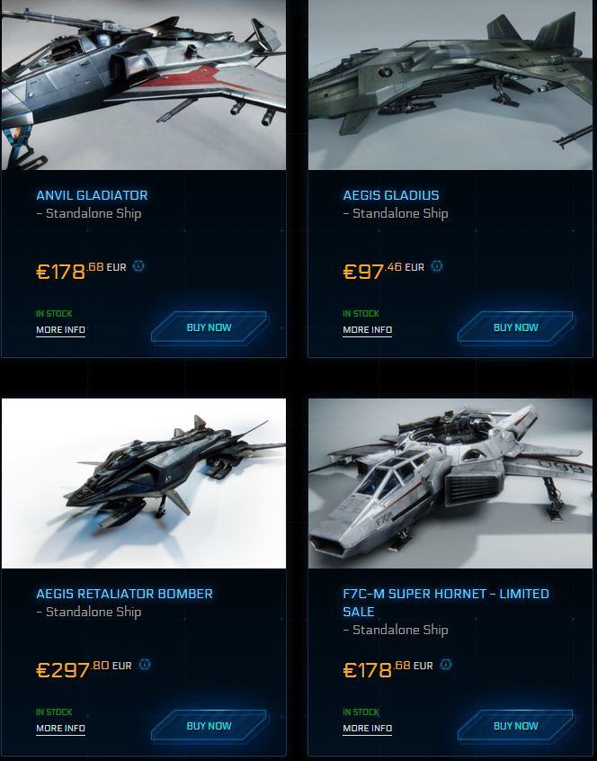 Verkauf von Militär Schiffen