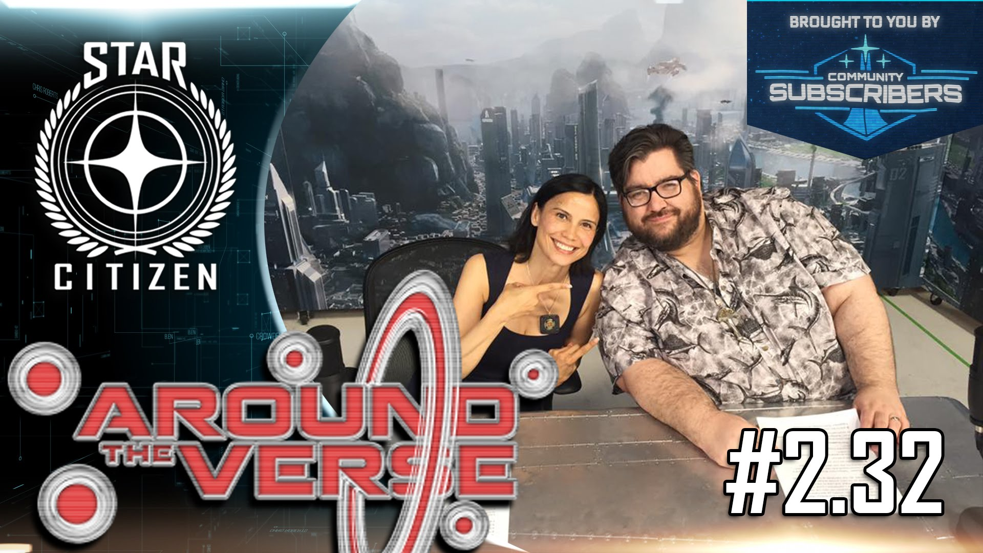 Around the Verse_ Episode 2.32