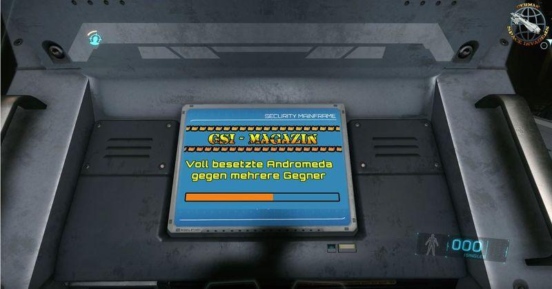 German Space Invaders