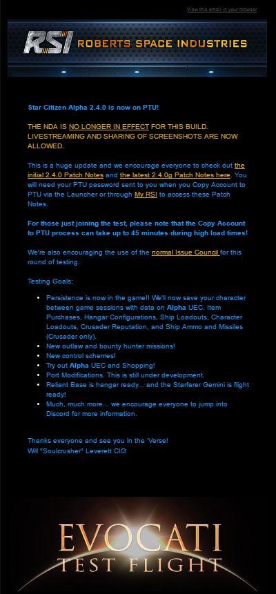 PTU 2.4.0g Einladung